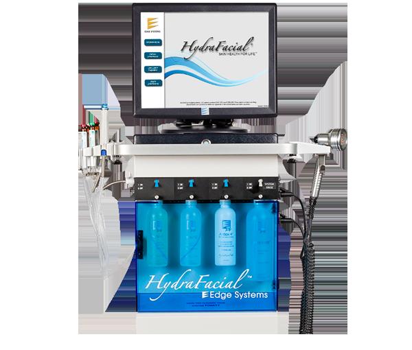 гидропилинг с использованием аппарата HydraFacial